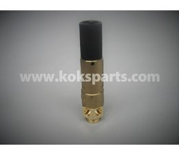 """KO101425 - Veiligheidsventiel. Aansluiting: 1"""". Werkdruk: 1 Bar"""