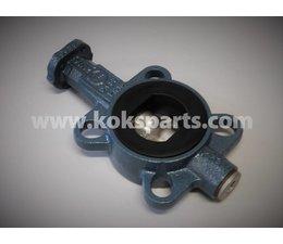 KO103107 - Vlinderklep. Type: Z011A. Aansluiting: DN50 NBR. Maat: VK. 11