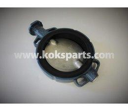 KO103117 - Vlinderklep. Type: Z011A. Aansluiting: DN250 NBR. Maat: VK. 22