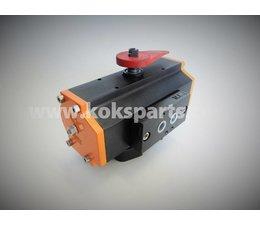 KO103071 - Actuator. Type: EB05. Maat: VK. 12 (oud model) t.b.v. DN80/100