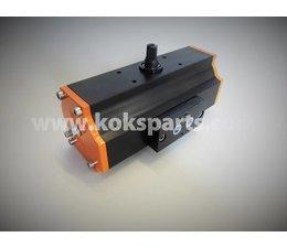 KO103076 - Actuator. Type: EB06. Maat: VK. 16 (oud model) t.b.v. DN 125/150