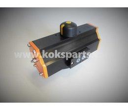 KO103083 - Actuator. Type: EB08. Maat: VK. 17 (nieuw model) t.b.v. DN200/250