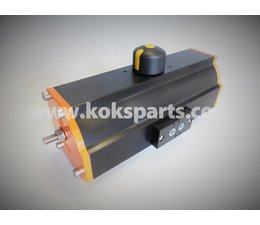 KO103086 - Actuator. Type: EB10. Maat: VK. 16 (oud model) t.b.v. DN250/300