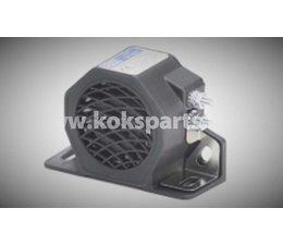 KO102428 - Achteruitrijalarm 12V/24V, 87 dB
