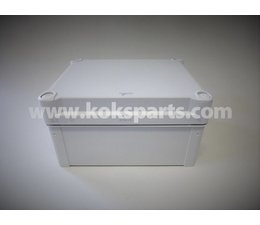 KO101848 - Kast. Afmeting: 225x175x120. Materiaal: Polyesther