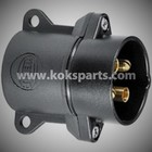 KO102192 - Stekker 4-polig