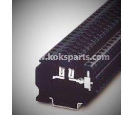 KO103286 - Zekeringklem phoenix incl. LED. Type: UK 6-FSI/C