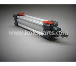 KO100205 - Pneumatiek cilinder. Boring: 40mm. Slag: 120mm.