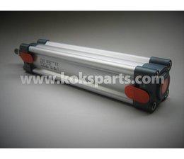 KO100204 - Pneumatiek cilinder. Boring: 80mm. Slag: 250mm.