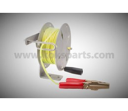 KO110131 - Kabelhaspel kabel 25mtr