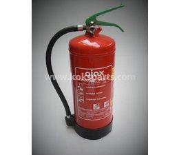 KO100065 - Brandblusser. Gewicht: 6kg