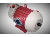 KO100072 - Compressor SL 20-1 DVR incl. terugslagklep