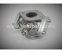 KO101096 - Veiligheidsventiel incl. terugslagklep. Werkdruk: 2,5 bar.