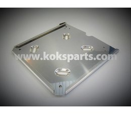KO100074 - Plaathouder 300x300 mm RVS