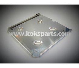KO100074 - Tellerhalter RVS