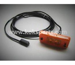 KO100240 - Zijverlichting t.b.v. klapbumper. 24V LED