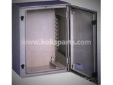 KO102589 - Gehäuse 430x330x200mm Polyesther