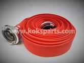 """KO111046 - Brandweer slang 2""""1/2 / 20 meter"""