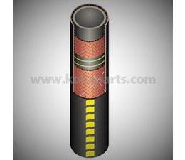 KO101497 - Zuig/Pers slang Olie. Diameter: 51x8mm.