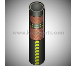 KO101542 - Zuig/Pers slang olie 63x8mm.