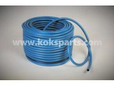 KO100895 - Luchtslang 6x4 blauw 200