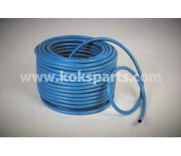 KO100895 - Luchtslang Maat: 6x4. Kleur: blauw 200