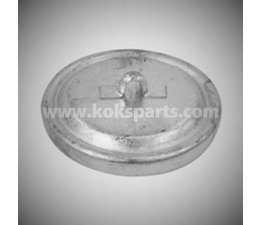 KO103998 - Bauer Blindkappe Behälter S8/133