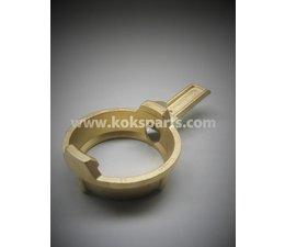 KO102983 - TWK spanring. Maat: 3. Mat: Messing