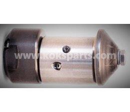 """KO110100 - ENZ Rotopuls vibratiekop 1/2"""". Diamtr.: 40mm."""