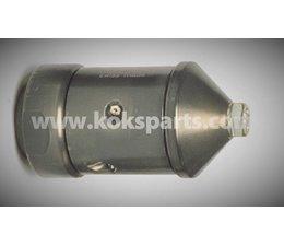 """KO110087 - ENZ Combi radiaal 1"""" roterende spuitkop. Werkbereik: 60mm"""