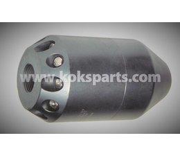 """KO110090 - ENZ Granaat 1""""1/4. Gewicht: 10,5kg. Diameter: 300-600"""