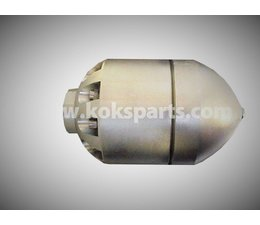 KO110093 - Granate 58 1''1/4 inkl. keramisch nozzle