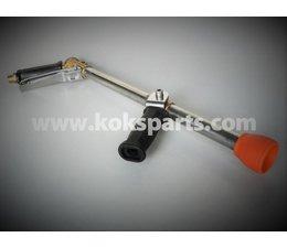 KO100060 - Spuitpistool vlak- en rondstraal. Werkdruk: 100 Bar