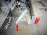 KO108605 - Spritzpistolehalter