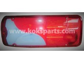 KO120005 - Lichtscheibe mit Reflektor Links