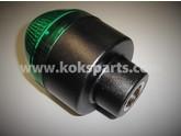 KO103443 - Signallicht 24V LED Grün Auer