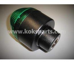 KO103443 - Signaallamp. Type: 24V LED Groen Auer