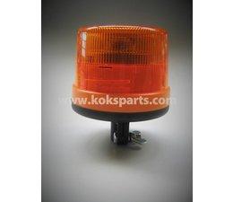 KO100274 - Zwaailamp. Spanning: 24V LED - KL 7000 R Oranje