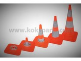 KO110926 - Opvouwbare pilonnen 4 stuks