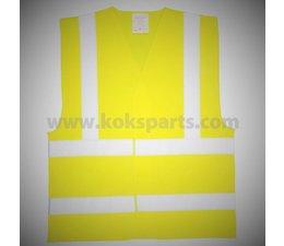 KO110928 - Verkeersvest EN471 Geel(3 stuks)