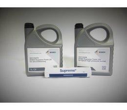 KO110298 - Basispakete Ecovac Öl / Fett
