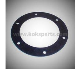 KO102479 - Pakking OP 210x140x2mm.