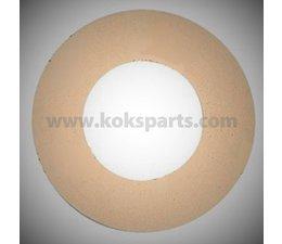 KO107725 - Pakking. Type: EPDM. Afmeting: 450x302x3mm.