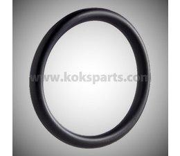 KO107818 - O-ring. Afmeting: 400x8mm. Type: NBR 70 Shore