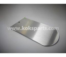 KO100608 - Messer für Absperrschieber DN150 ATEX