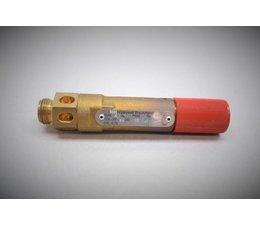 """KO100438 - Veiligheidsventiel S245B. Aansluiting: 1"""". Werkdruk: 2 bar."""