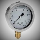 KO100038 - Manometer -1/0 bar. 63mm.