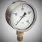 KO100039 - Buisveer- manometer -1-0 bar