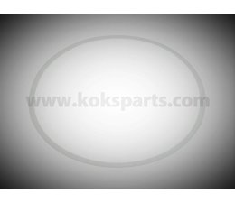 KO102780 - Rubber afdichtring t.b.v. Mangat NW500, ronde kanten