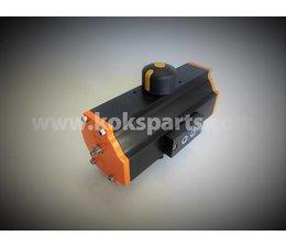 KO103081 - Aktuator. Typ: EB08. Größe : VK. 16 (alte Modell)